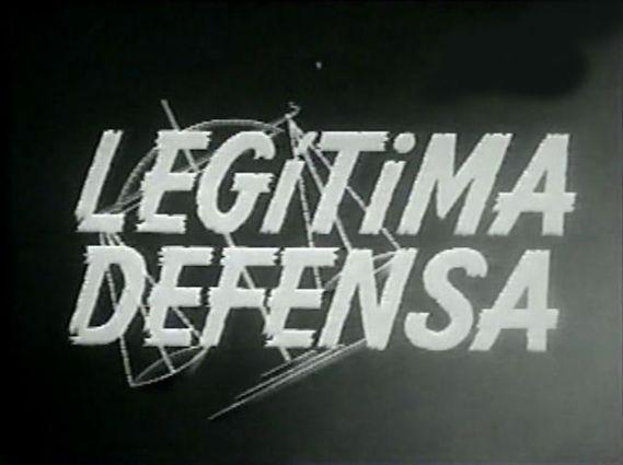 Legitima defensa